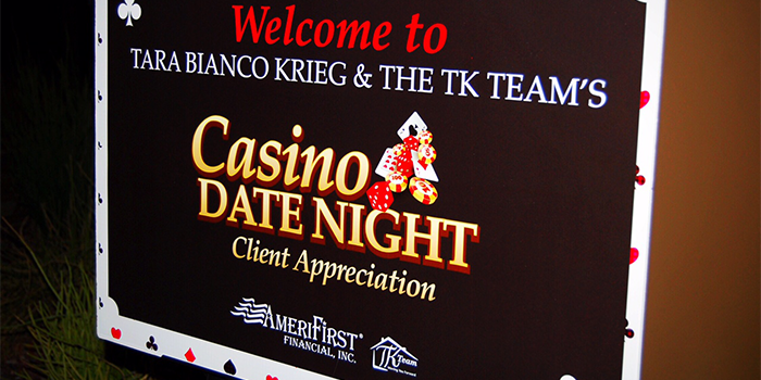 TK Team Casino Night